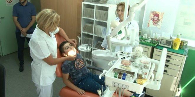 Dom zdravlja kupio 3 stomatološke stolice