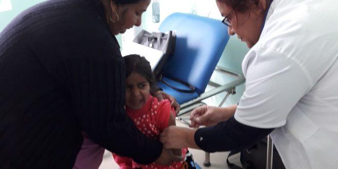 Uspešno realizovana akcija vakcinacije romske djece u naselju Blaževo