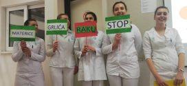 "Služba polivalentne patronaže  obeležila  ""Evropsku nedelju prevencije raka grlića materice"""