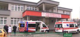 Hitna služba dobila savremeno vozilo sa pratećom opremom od Ministarstva zdravlja